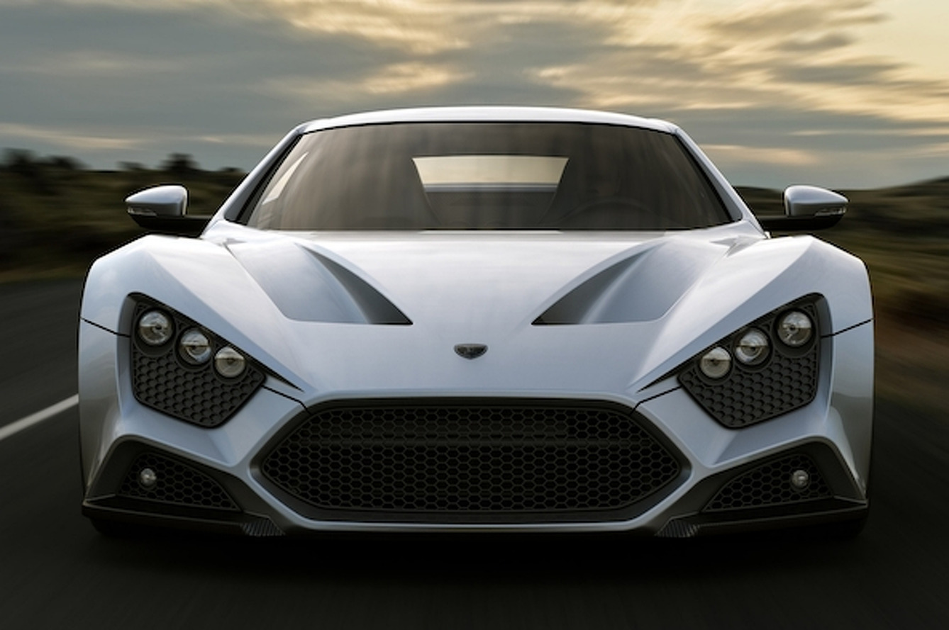 1,100-HP Zenvo ST1 Making Geneva Debut in March