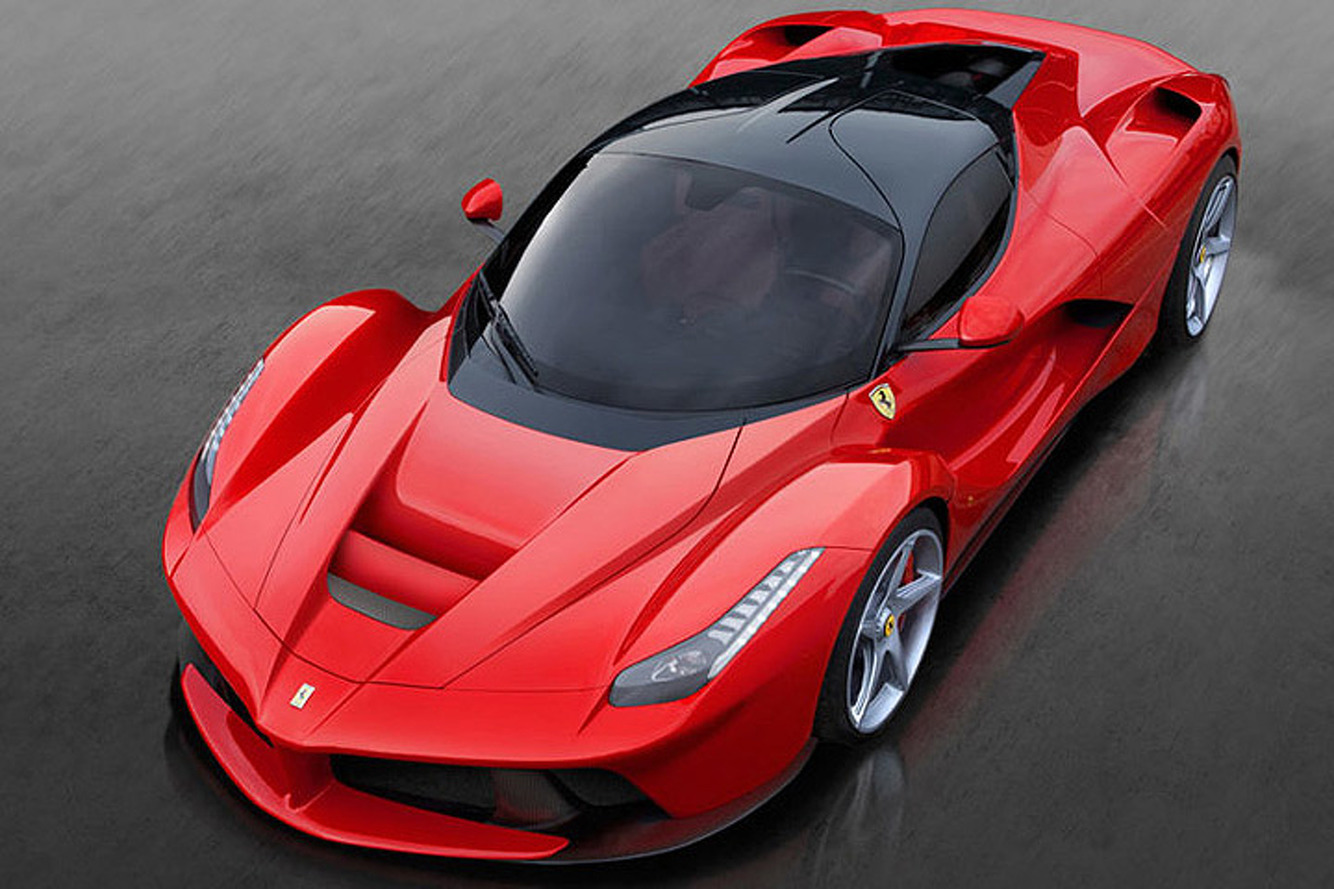 US Ferrari LaFerrari Hypercars Recalled Over Headrest and Tire Sensors