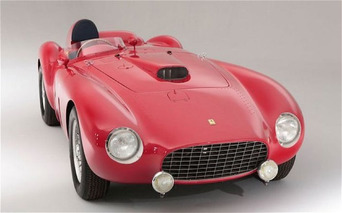 $16.5 Million Ferrari with a Victoria's Secret Twist?