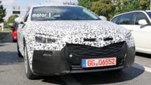 2017 Opel Insignia casus fotoğrafları