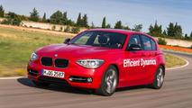 Direk su enjeksiyonlu 1.5 litrelik motoruyla 218 bg üretecek BMW 1 Serisi prototipi