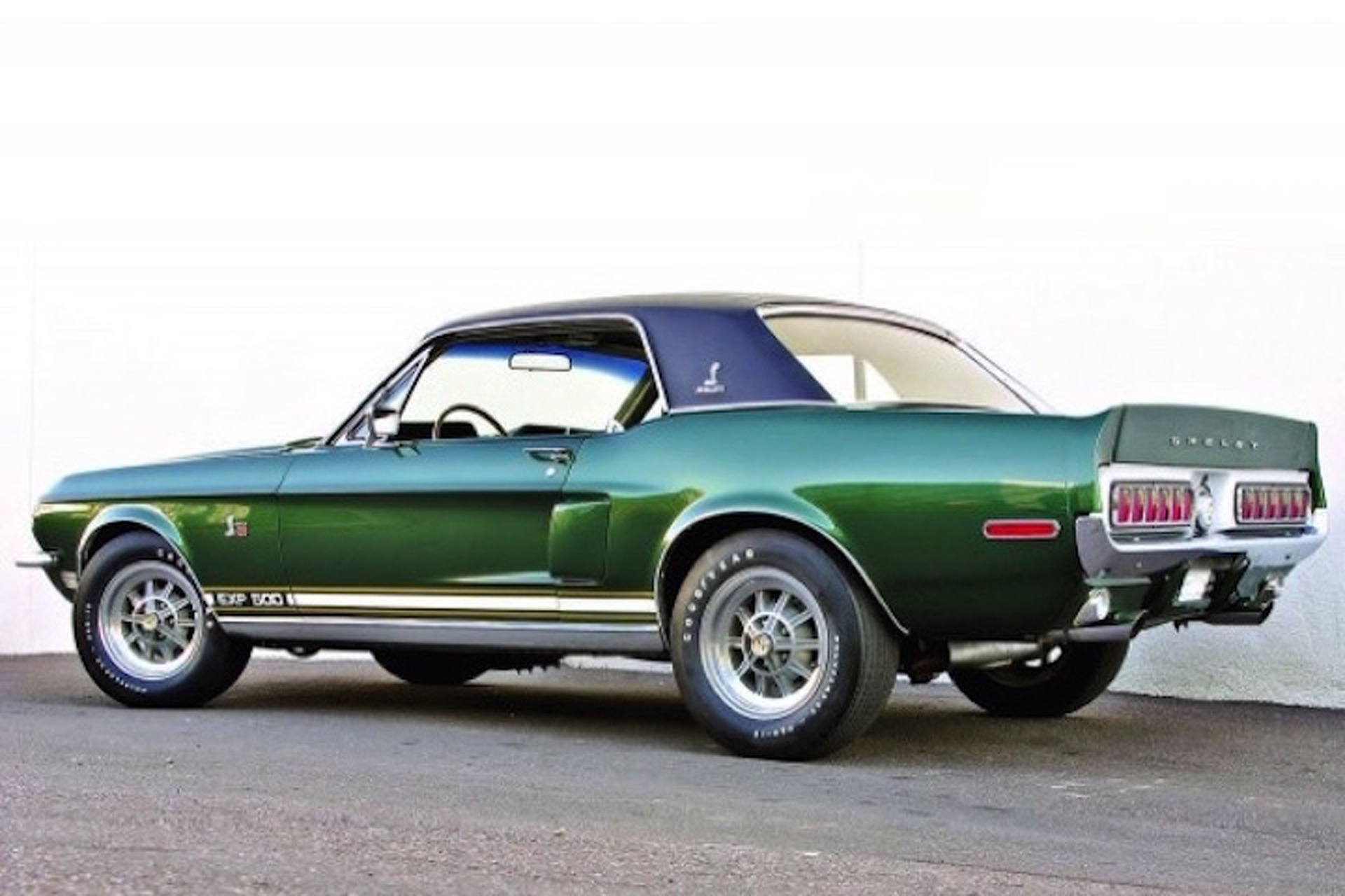 This Rare Shelby Was Almost the World's Most Expensive Mustang
