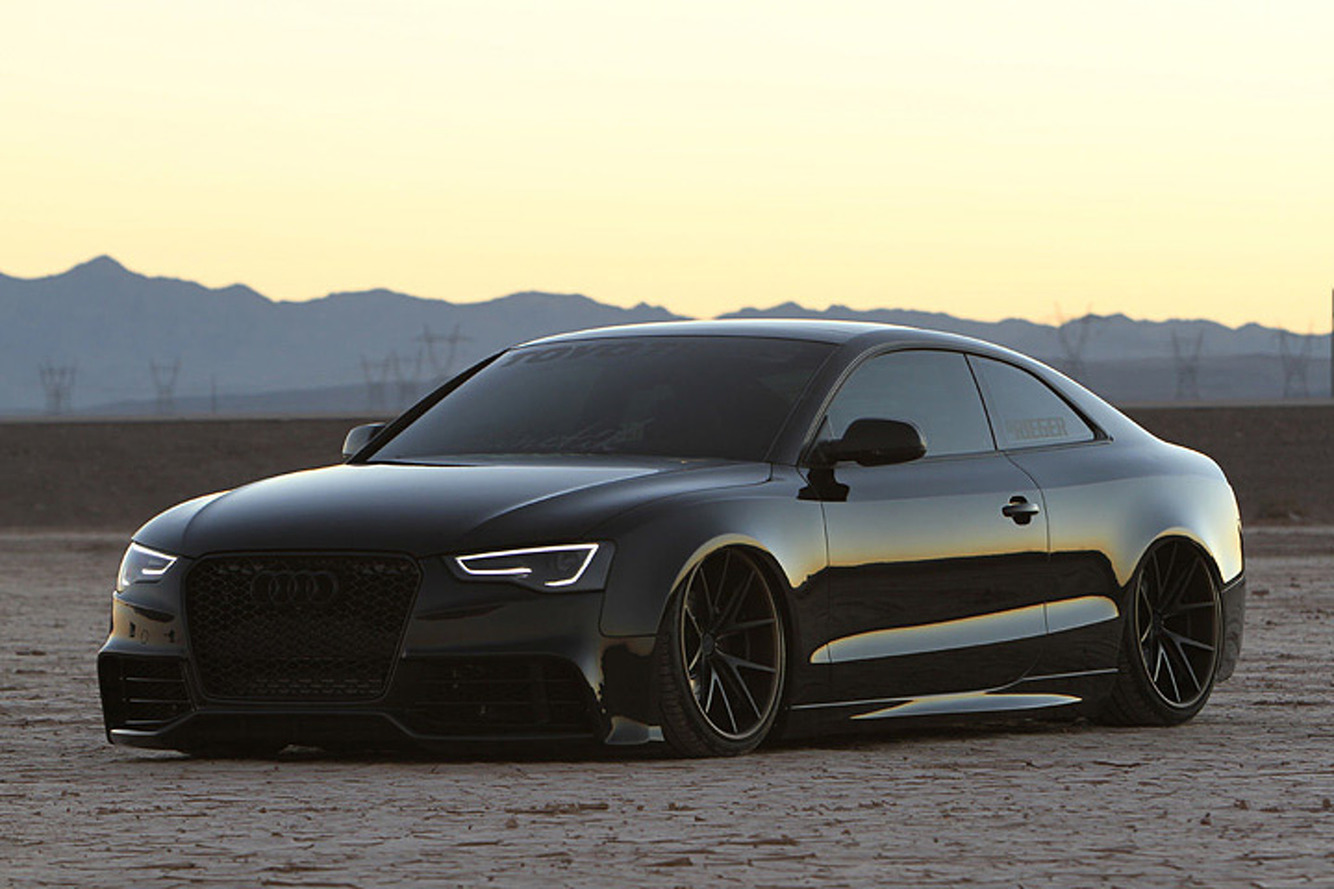 This Audi A5 Is a Lesson in Stance Done Right