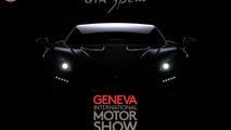 2015 GTA Spano teased again prior to Geneva debut