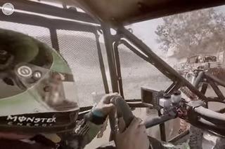 Take an Incredible Virtual Reality Tour of a Desert Off-Road Race