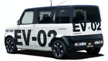 Nissan Electric Vehicle Prototype