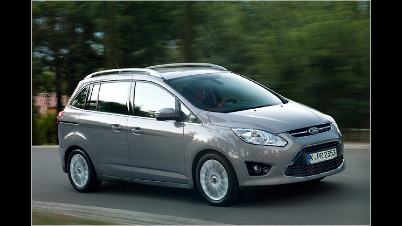 Ford Grand C-MAX 1.6 TDCi Ambiente