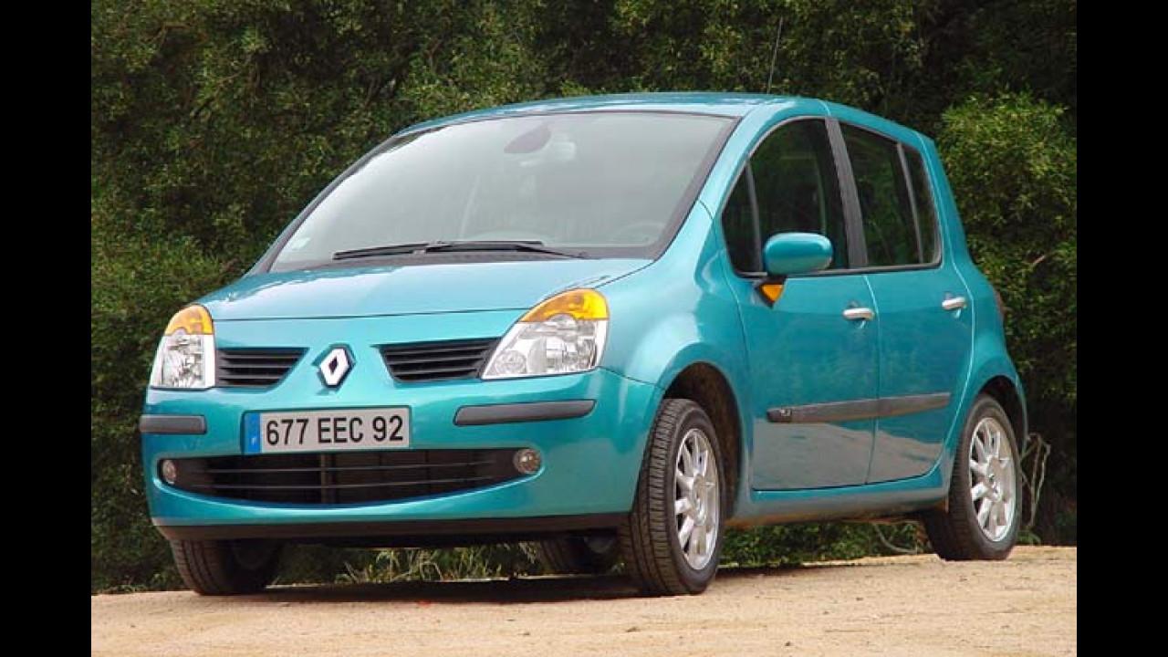 Test: Renault Modus