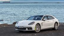 2018 Porsche Panamera Sport Turismo E-Hybrid
