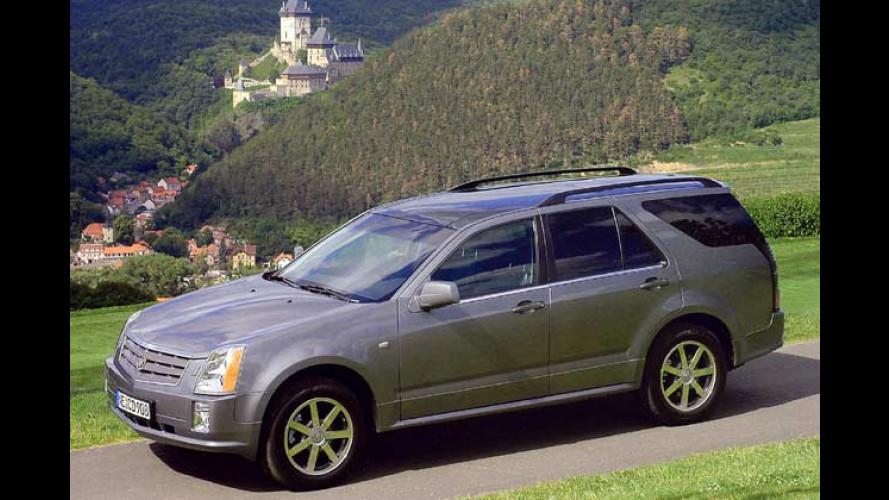 Cadillac SRX: Neuer Motor erleichtert den Einstieg