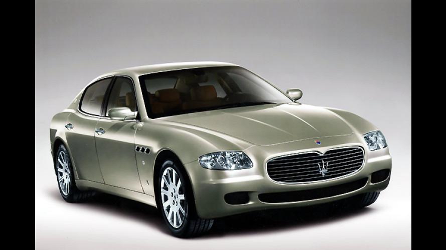 Maserati Quattroporte: Preis für die Limousine steht fest