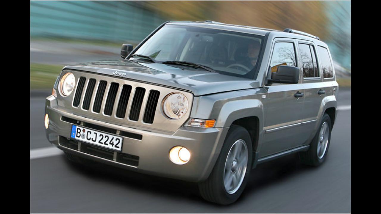 Neuer Jeep Patriot