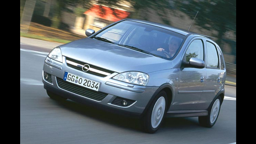Opel: Neuer Twinport-Motor für Corsa und Agila