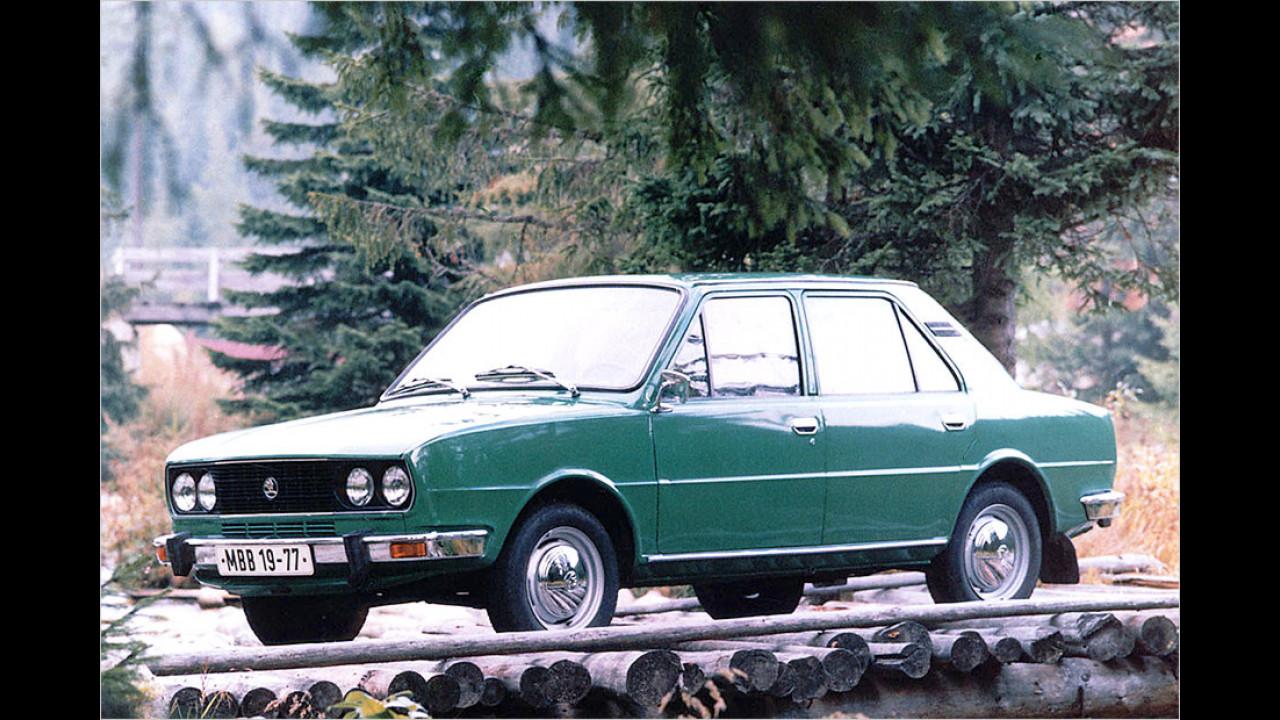1977: Skoda 120 L