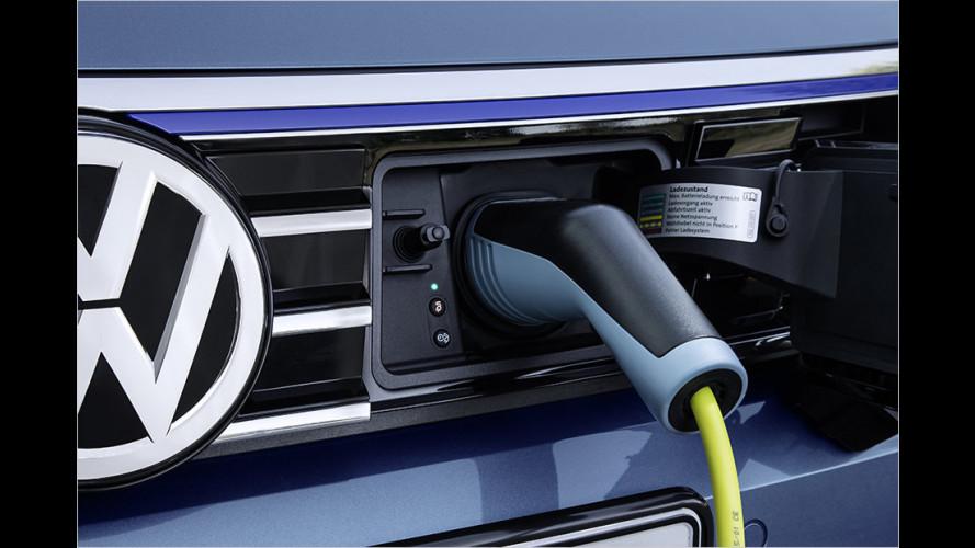 Jetzt da: Prämie für Elektroautos