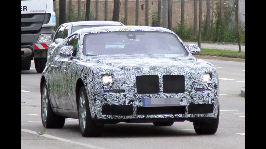 Rolls-Royce Wraith: Debüt in Genf