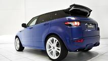 Startech Range Rover Evoque LPG 09.9.2013