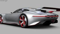 Mercedes-Benz AMG Vision Gran Turismo Racing Series