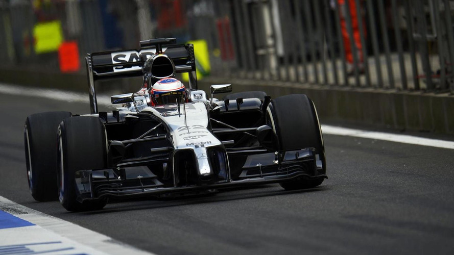 Button hopes for fast car before career end