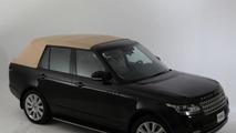Range Rover Convertible by Newport Convertible Engineering 18.7.2013