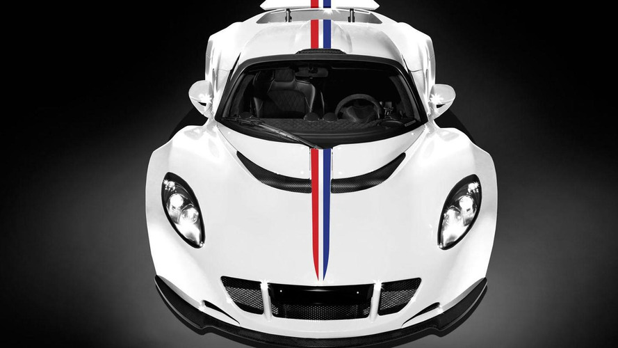 Hennessey Venom GT World's Fastest Edition revealed, celebrates 270 mph speed record