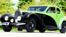 Ettore Bugatti's personal 1936 Type 57C Coupe up for auction