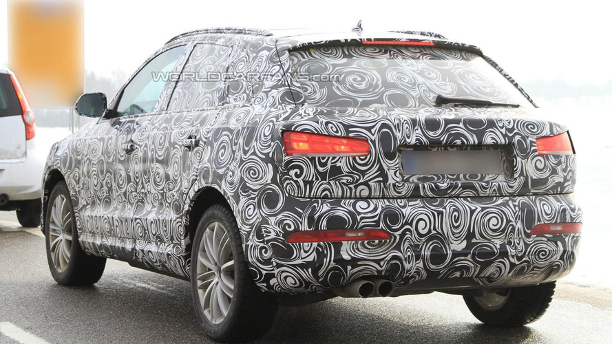 Audi Q3, Q5 Hybrid and A3 Sedan Concept to debut in Geneva - rumors