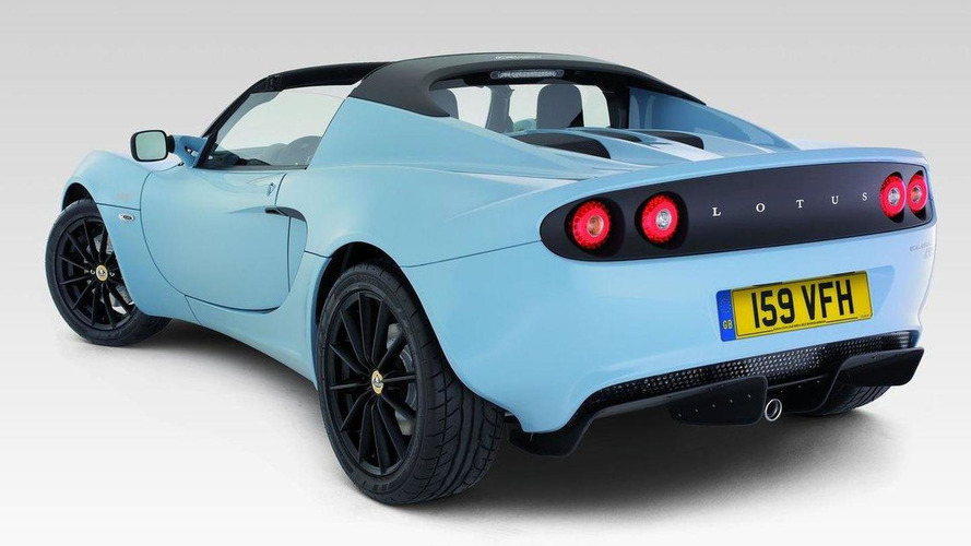 Lotus Elise and Exige Final Editions as Toyota-sourced engines phased out
