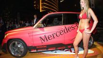 Mercedes-Benz GLK Pikes Peak Rally Racer