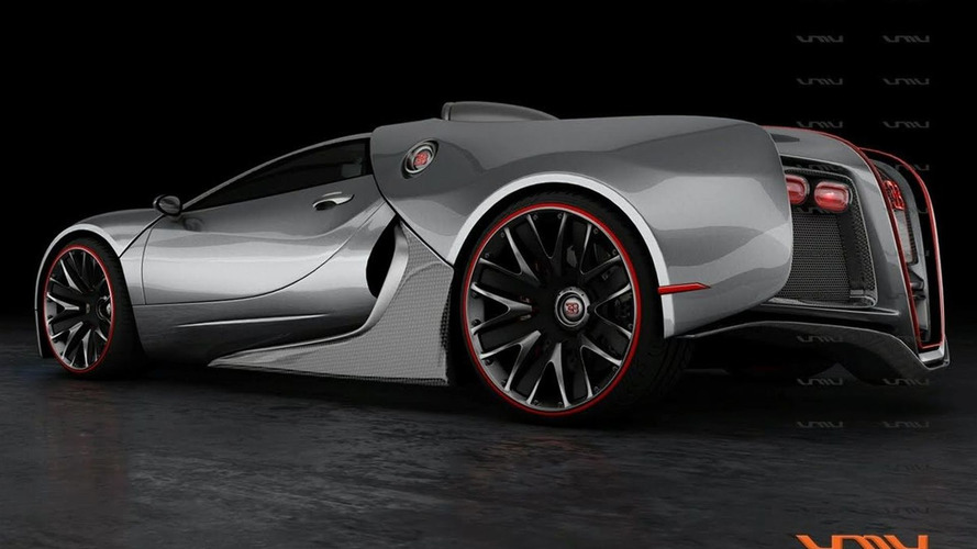 New Bugatti Veyron to hit 270 mph