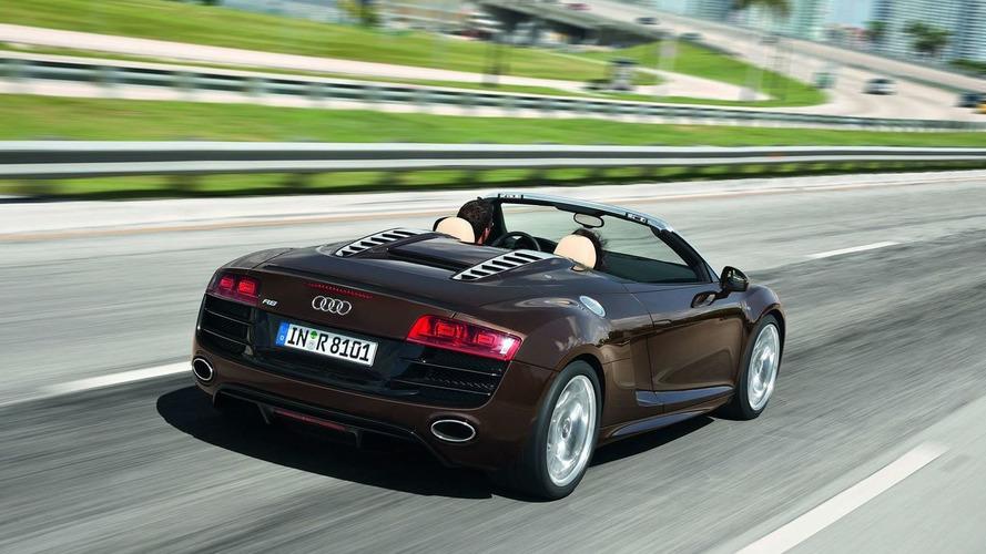 Audi R8 Spyder Promo Video