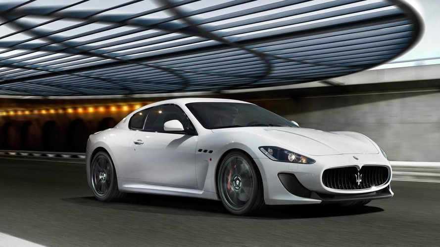 Maserati GranTurismo MC Stradale Greatests Hits - one minute of pure sound  [video]