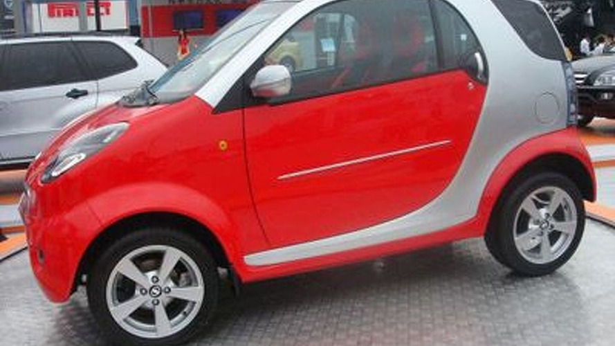 Daimler loses - Greek court rules in favor of Chinese smart fortwo clone