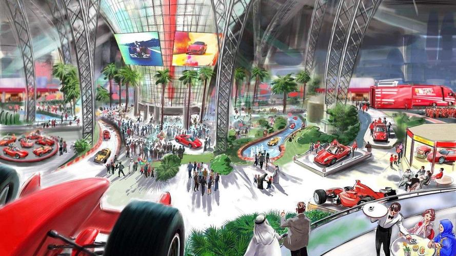 Ferrari theme park reportedly coming to North America