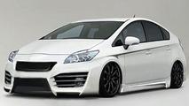 Toyota Prius Tuning by ASI