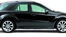 Mercedes M-Class Facelift: New Lorinser package