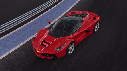 Ferrari wants to double profits with hybrid and SUV models