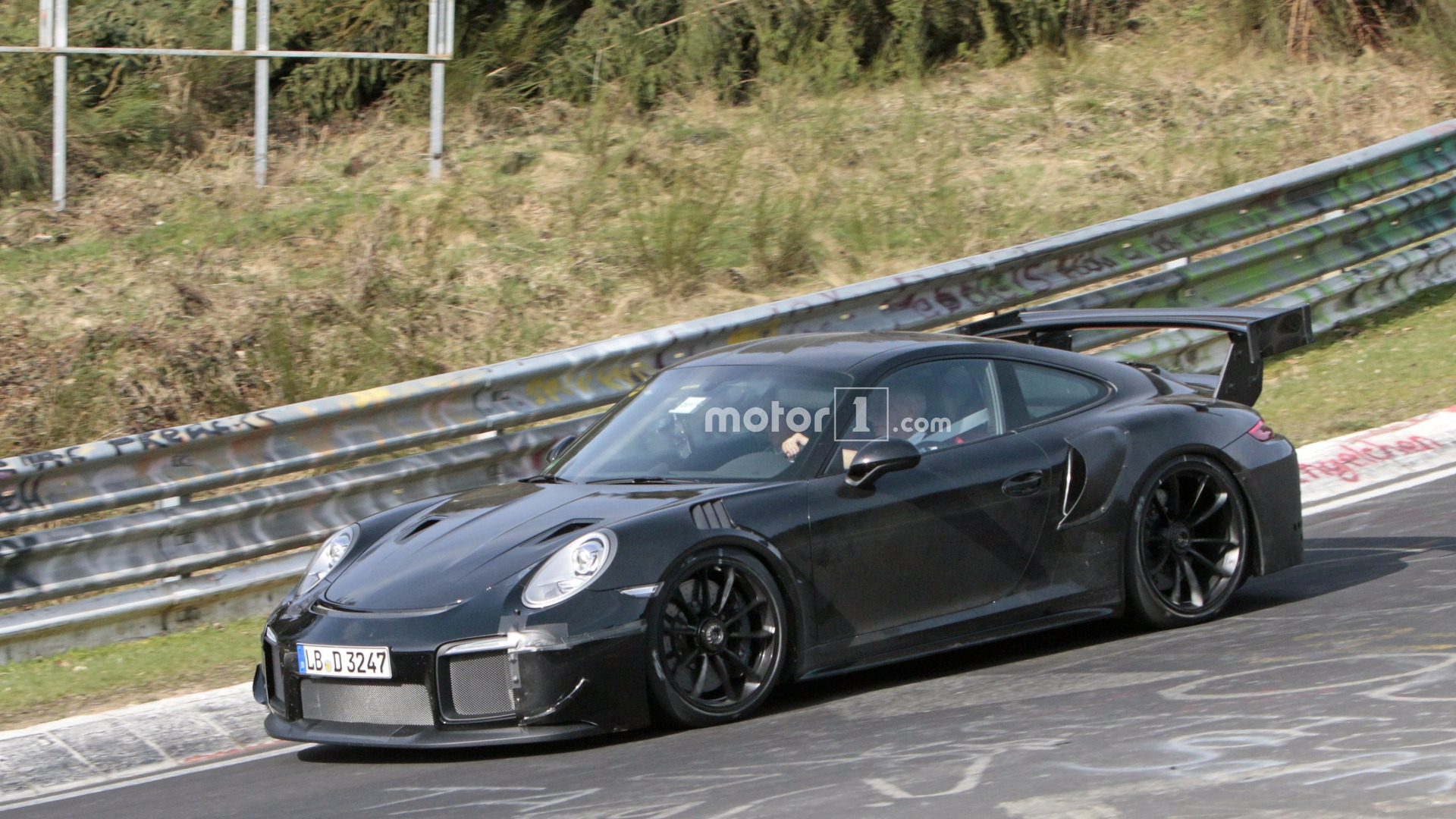 2018-porsche-911-gt2-spy-photo Breathtaking How Many Porsche 911 Gt2 Were Made Cars Trend