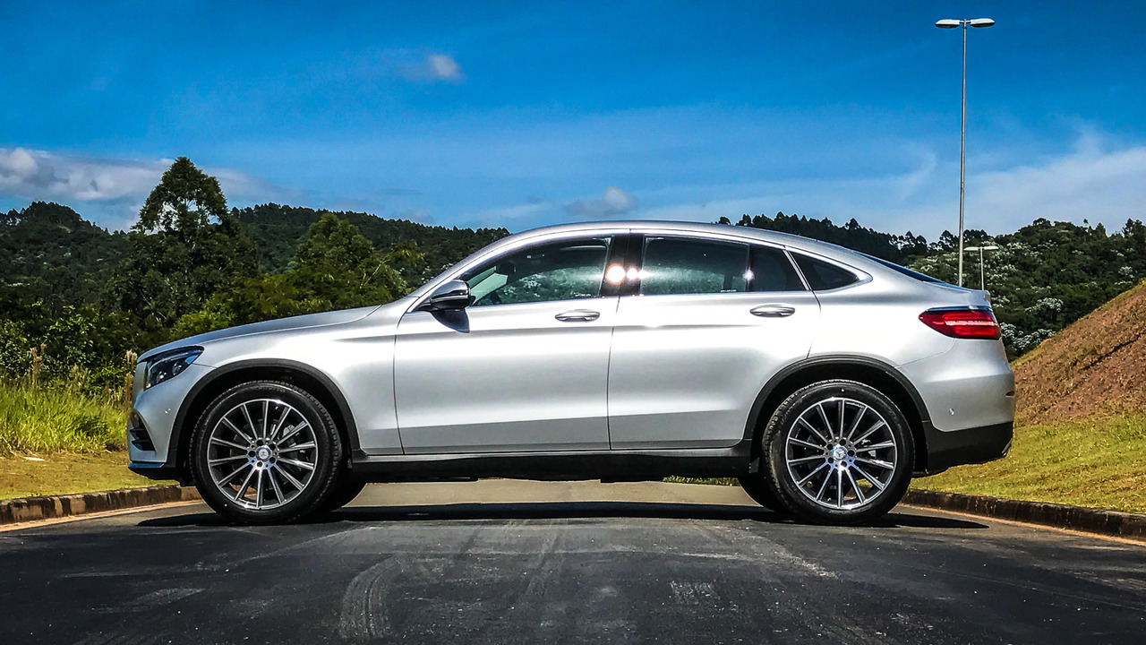 Mercedes-Benz GLC 250 Coupe
