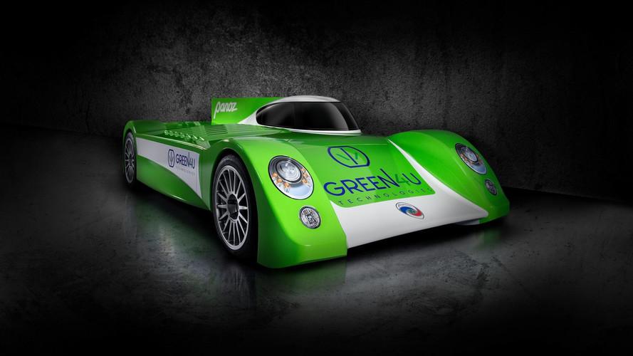 Panoz elektrikli yarış aracı ve yol otomobili mi üretecek?