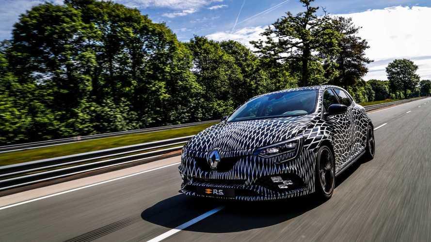 Renault Mégane R.S. 2017, vídeo y nuevas fotos oficiales