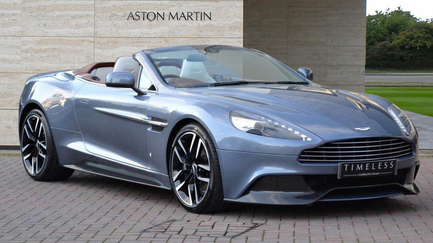 Aston Martin Vanquish Volante AM37 Edition by Q