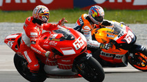 2006: Loris Capirossi y Nicky Hayden