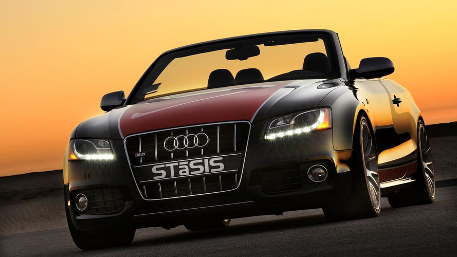 Audi S5 Cabrio Challenge Edition by STaSIS