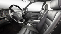 1993 Mercedes E60 AMG interior restored by Overdrive
