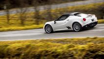Alfa Romeo 4C et 4C Spider 2016