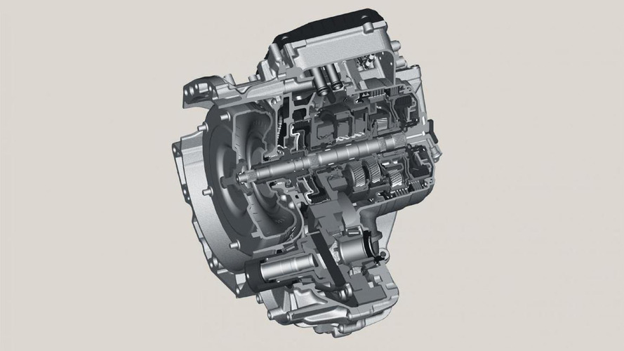 Nine-speed transmission is the