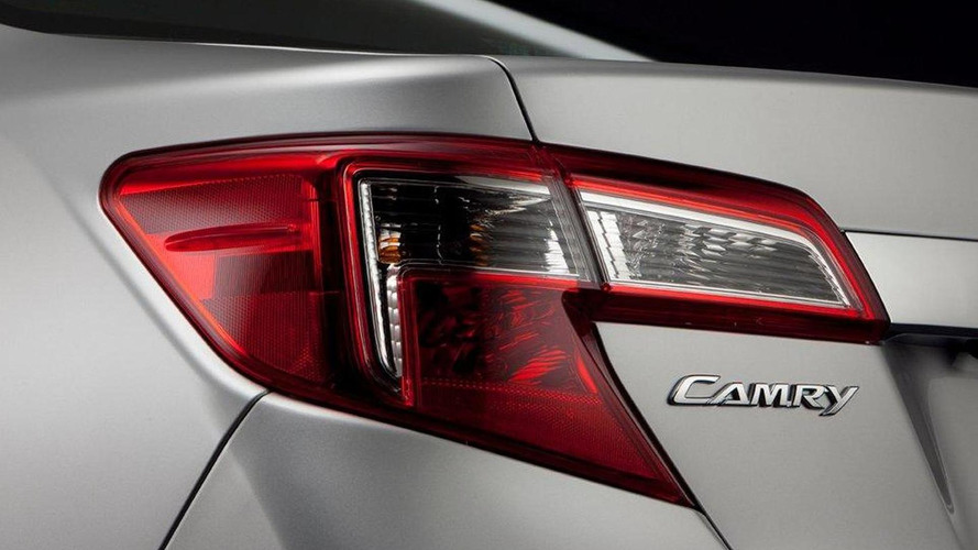 2012 Toyota Camry teased for a third time
