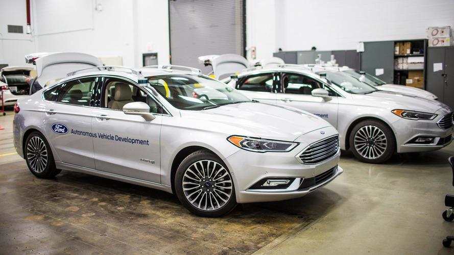 Maiores desafios dos carros autônomos são leis, disse Bill Ford