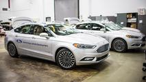 Second-gen Ford Fusion Autonomous